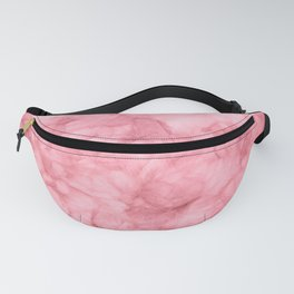 Blush Pink Watercolor Fanny Pack