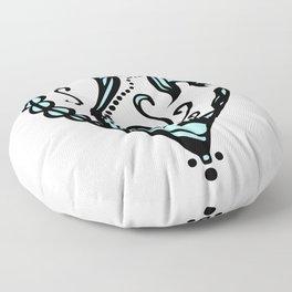 Birth Hearts No.4 Floor Pillow