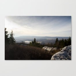 Dolly Sodds View Canvas Print