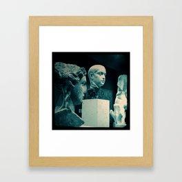 Antiquity Framed Art Print