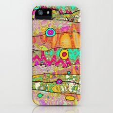 Layers of Whimsy Slim Case iPhone (5, 5s)