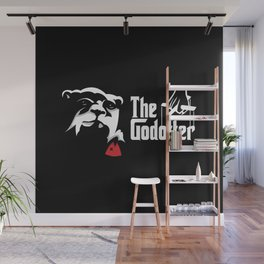 The Godotter Wall Mural