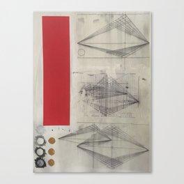 X-Intercept Canvas Print