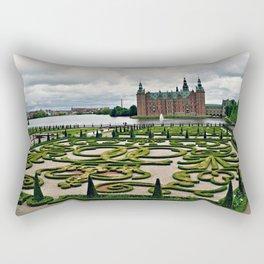 Frederiksborg Castle Rectangular Pillow