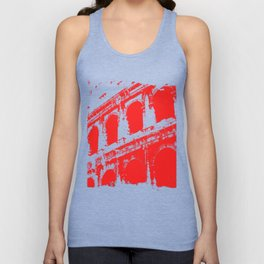 Way of the Warrior - Roman Colosseum Unisex Tank Top
