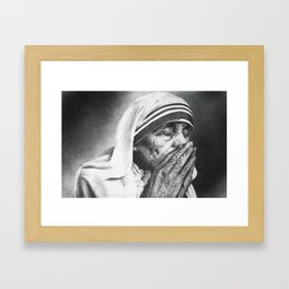 Soul of Grace Framed Art Print