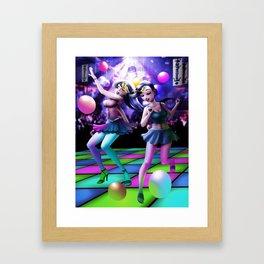 Jiang Shi Framed Art Print