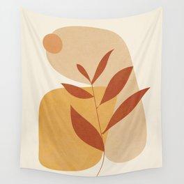 Abstract Shapes No.18 Wall Tapestry