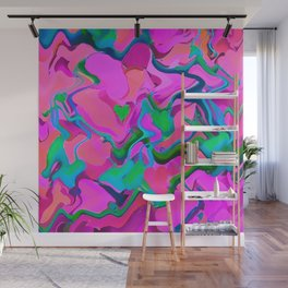 Determined Love Wall Mural