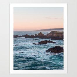 Sea Ranch I Art Print