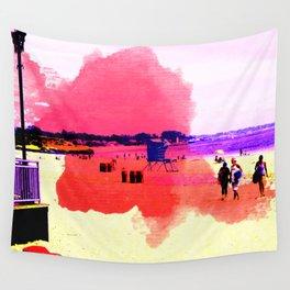 Beach Ladies Wall Tapestry
