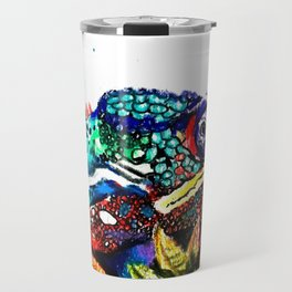 Caught in the Act Travel Mug