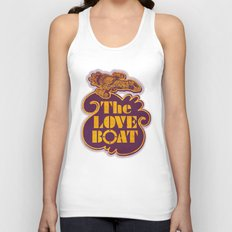 The Love Boat Unisex Tank Top