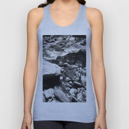 On an afternoon walk Unisex Tank Top