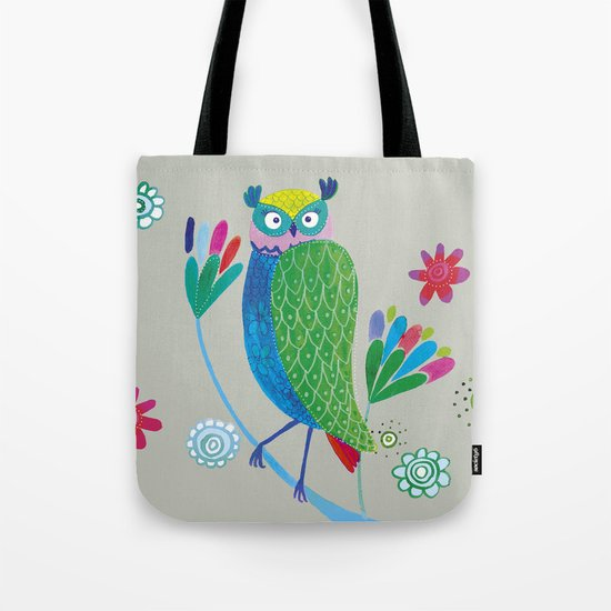 owl2 Tote Bag
