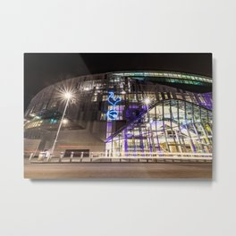 Come On You Spurs Metal Print