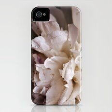 Peonies Slim Case iPhone (4, 4s)