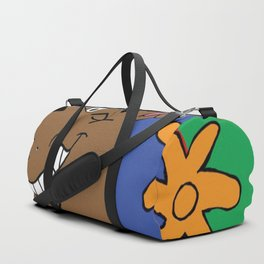 Scooby Duffle Bag