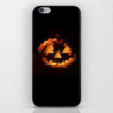 Jack-o iPhone & iPod Skin