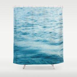 into eden 2 Shower Curtain
