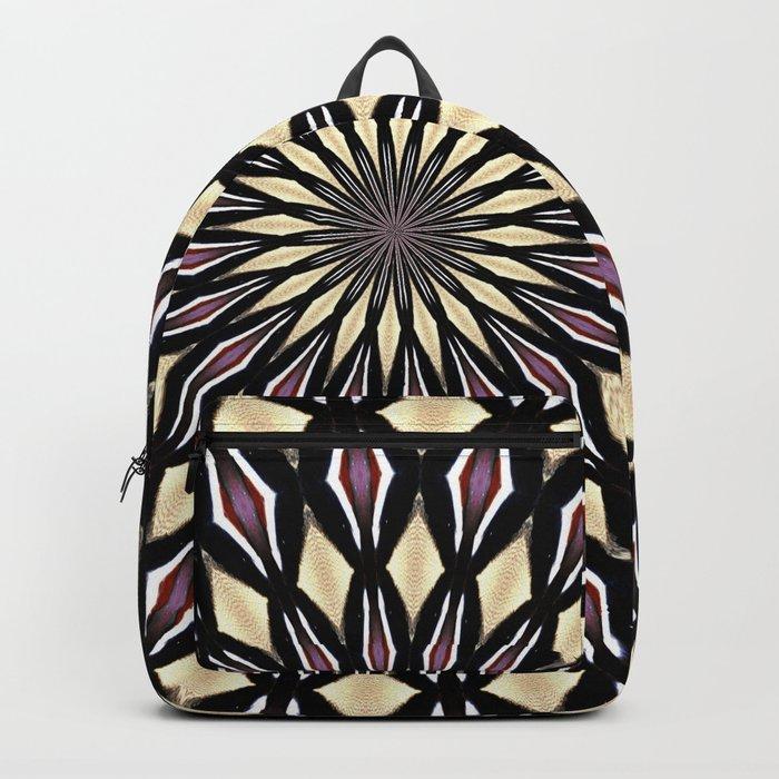 PURPLE PETALS Backpack