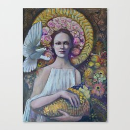 Abubdance Canvas Print