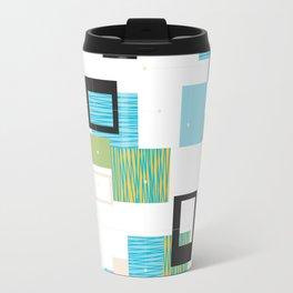 Mid Century Modern 9 Travel Mug