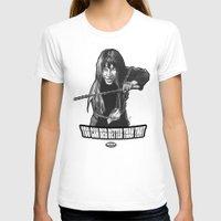 """kill bill T-shirts featuring Gogo Yubari from """"Kill Bill Vol. 1"""" by Andysocial Industries"""