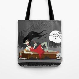 Vampire Party Tote Bag