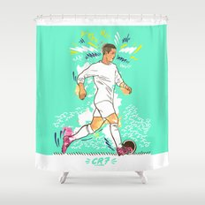 CR7 Shower Curtain