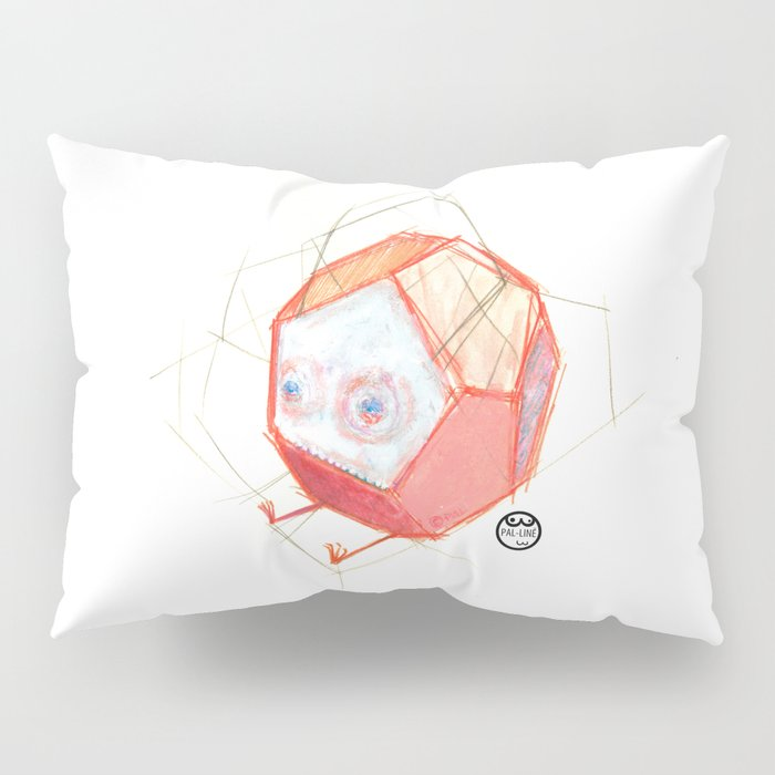 Pal-Penta Pillow Sham
