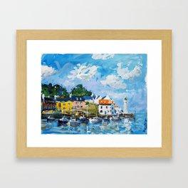 Belle-Ile-en-Mer Framed Art Print
