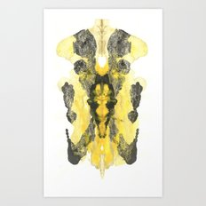 Fashion Bodice Art Print