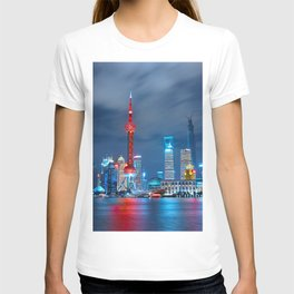 Shangai, China T-shirt