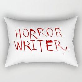 Horror Writer Rectangular Pillow