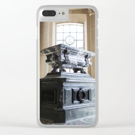 Tomb of Joseph Bonaparte, Paris Clear iPhone Case