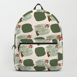 Best of Friends Backpack