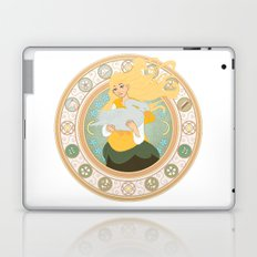 Goose Girl Laptop & iPad Skin