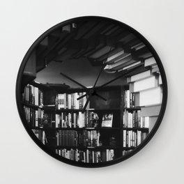 The Last Bookstore, Los Angeles, California  Wall Clock
