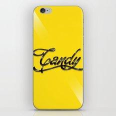 Candy iPhone & iPod Skin