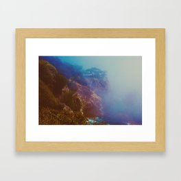 a dream then Framed Art Print