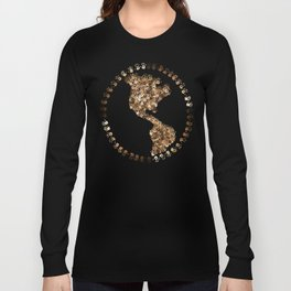 The Earth Is In Our Hands Long Sleeve T-shirt