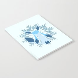Minimal Glaceon Notebook