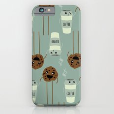 COFFEE & COOKIE Slim Case iPhone 6s