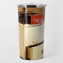coffee grinder 2 Travel Mug