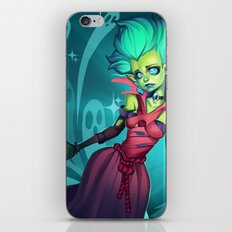 DEATH PROPHET iPhone & iPod Skin
