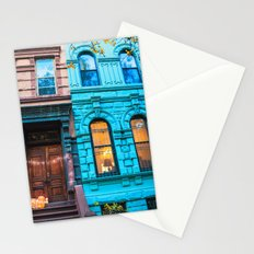 New York City Colors Stationery Cards