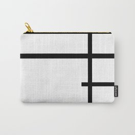 geometric #5 Carry-All Pouch
