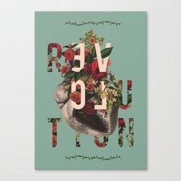 Revolution Baby Canvas Print