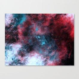 ω Terebellum Canvas Print